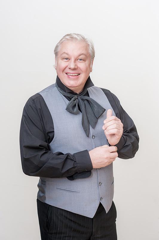 21.11.2014 Szczecin rektor teatru Polskiego, dyrektor Teatru Kameralnego Michał Janicki fot. Dariusz Gorajski